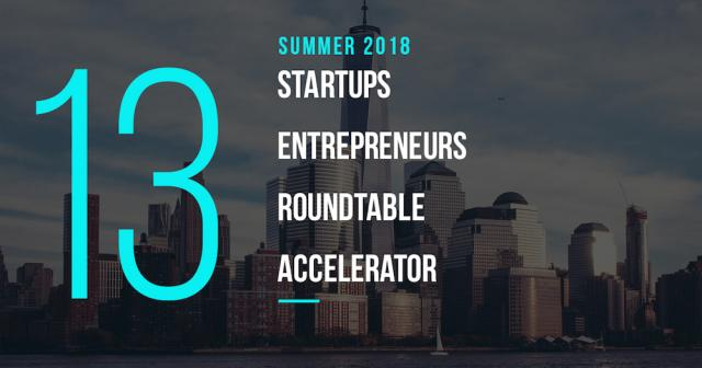 These 13 Startups From ERA's Summer 2018 Class Will Hit the
